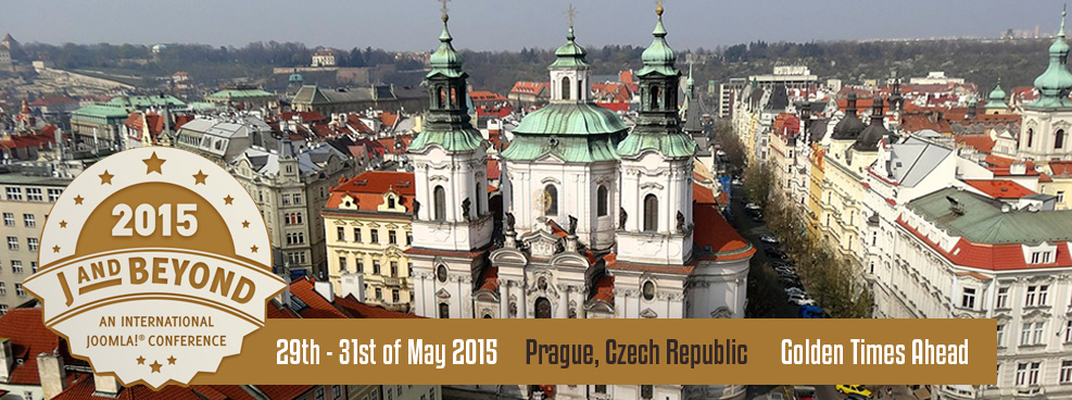 J & Beyond 2015 will take a place in Prague